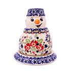 Lidia Illuminated Snowman