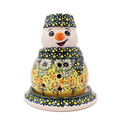 Roksana Illuminated Snowman
