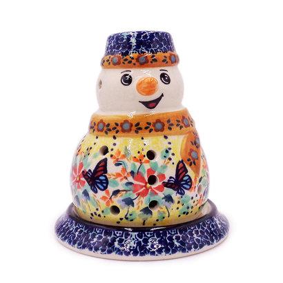 Viktoria Illuminated Snowman