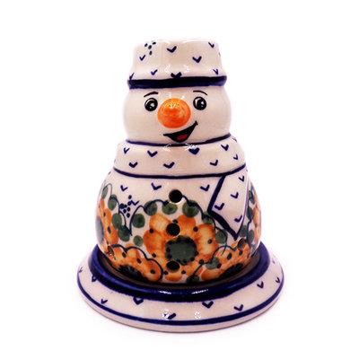 Avery Illuminated Snowman