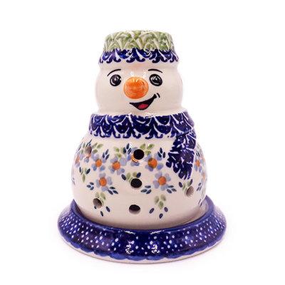 Wisteria Illuminated Snowman