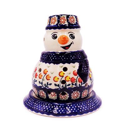 Mums Illuminated Snowman