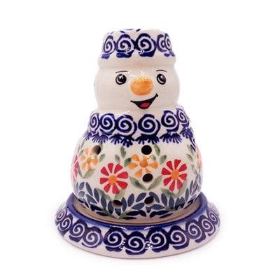 Marigolds Illuminated Snowman
