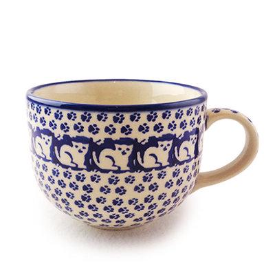 Jack's Cat Latte Cup