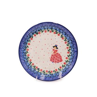 Justa Fairytale Bread Plate