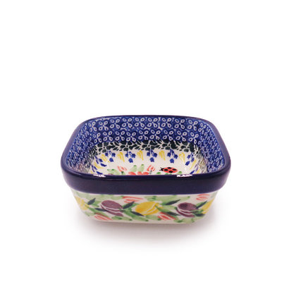April Square Ramekin