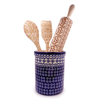 Embossed Rolling Pins & Utensils