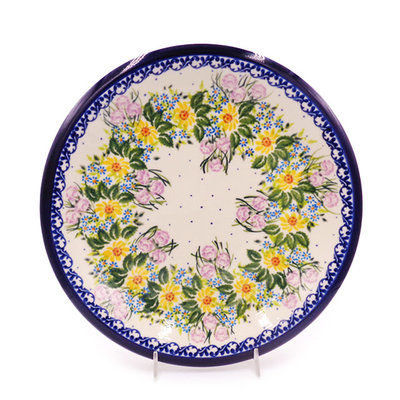 Lilac Rose II Dinner Plate