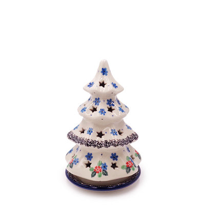 Petite Pozy  Christmas Tree Luminary 6""