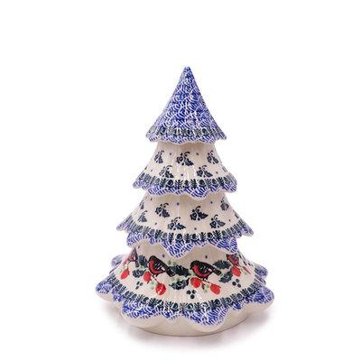 """Snow Bird Christmas Tree 7 1/2"""""""