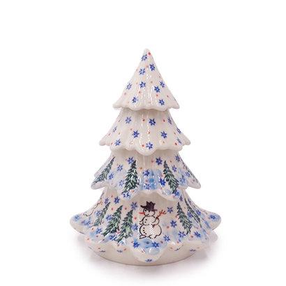 "Snowman Christmas Tree 7 1/2"""