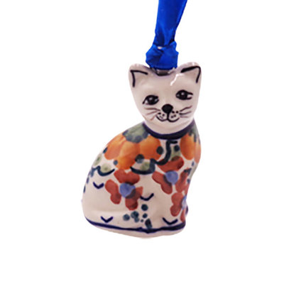 Avery Cat Ornament