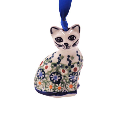 Daisy Jane Cat Ornament