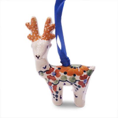 Avery Reindeer Ornament