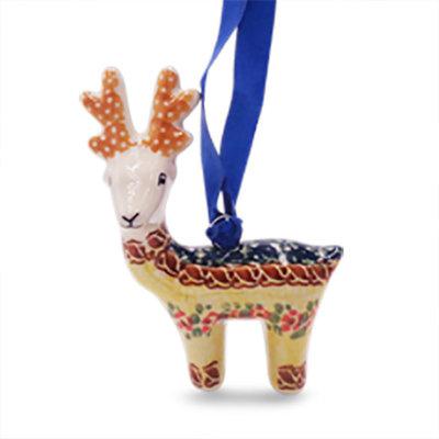 Rose Marie Reindeer Ornament