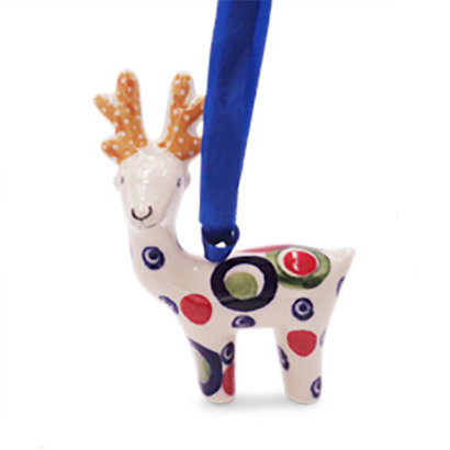 Ohhh! Reindeer Ornament