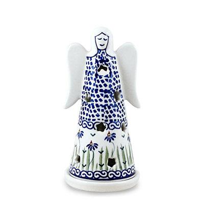 Addie Jo Illuminated Angel - Lrg