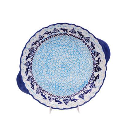 Bullwinkle Pie Plate