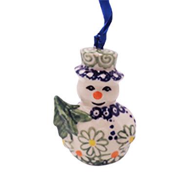 Mayzie Snowman Ornament