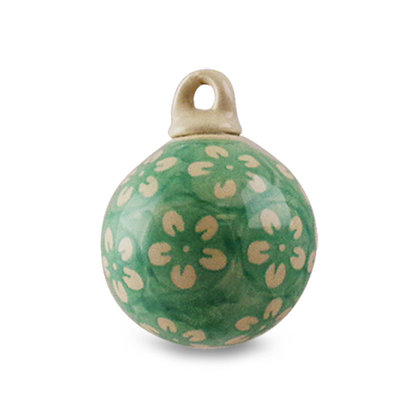 Mint Blossom Ornament