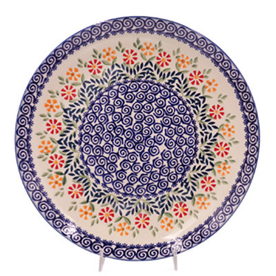 Marigolds Dinner Plate 28