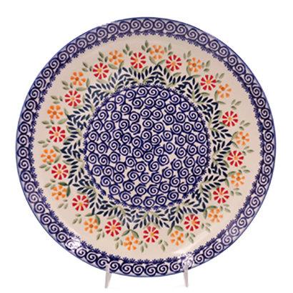 Marigolds Dinner Plate 28
