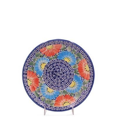 Gypsy Jazz Salad Plate 22
