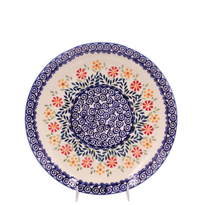 Marigolds Dinner Plate 26