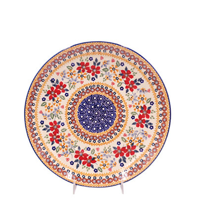 Posies Dinner Plate 26