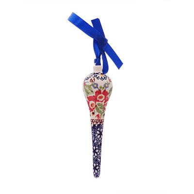 Lidia Icicle Ornament