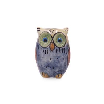 Owl - Blue
