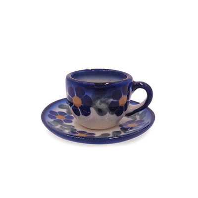 Annabel Mini Cup & Saucer