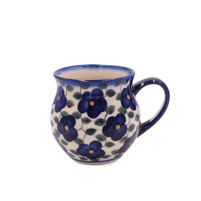 Petals and Ivy Bubble Mug - Med