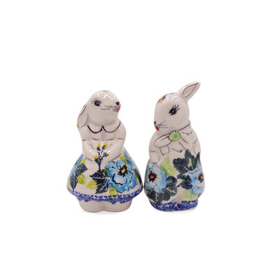 Kalich Vintage Blue Mr. & Mrs. Rabbit