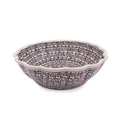 After Six Shallow Serving Bowl