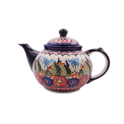 Butterfly Kisses Teapot