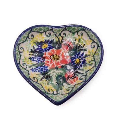 CA U4610 Heart Dish