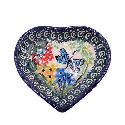 CA U4612 Heart Dish