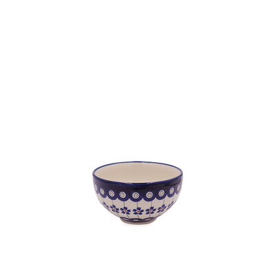 Floral Peacock Dipping Bowl