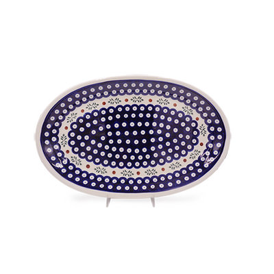 Farm House Oval Platter