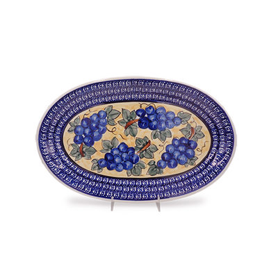 Vineyard Oval Platter