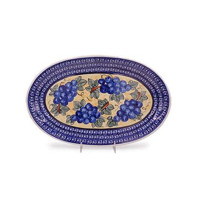 Vineyard Oval Platter