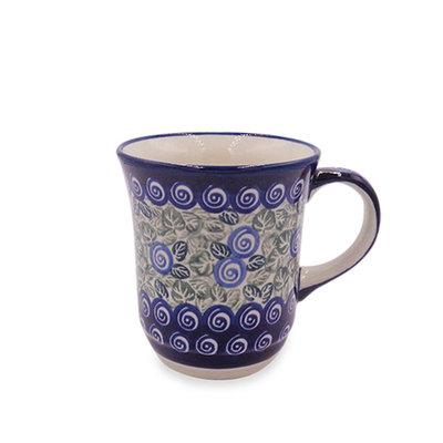 Blue Swirl Venus Mug
