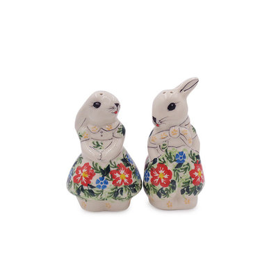 Kalich Aloha! Mr & Mrs Rabbit Salt/Pepper