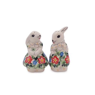 Kalich Aloha! Mr & Mrs Rabbit Salt/Pepper