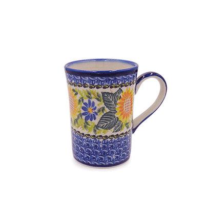 Kalich Sunflower Straight Mug - Sm