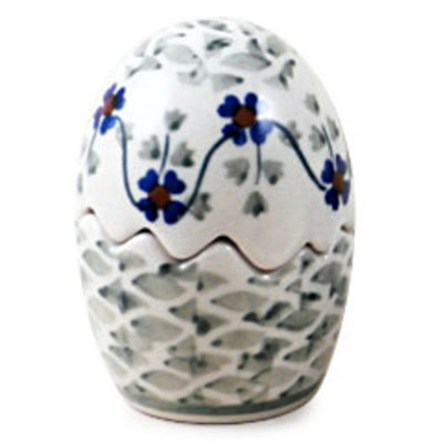 Rhine Valley Egg Puzzle Salt & Pepper