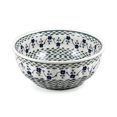 Rhine Valley F24 Fluted Serving Bowl