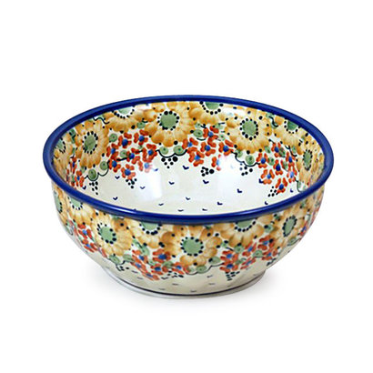 Avery F24 Fluted Serving Bowl
