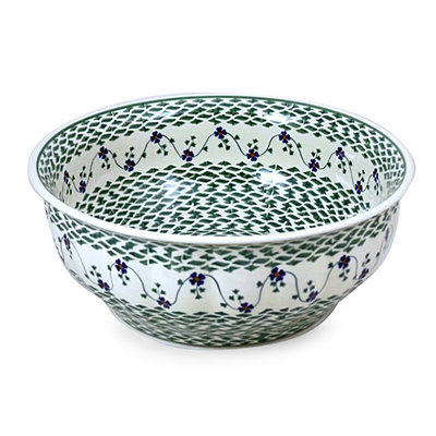 Rhine Valley F30 Fluted Serving Bowl